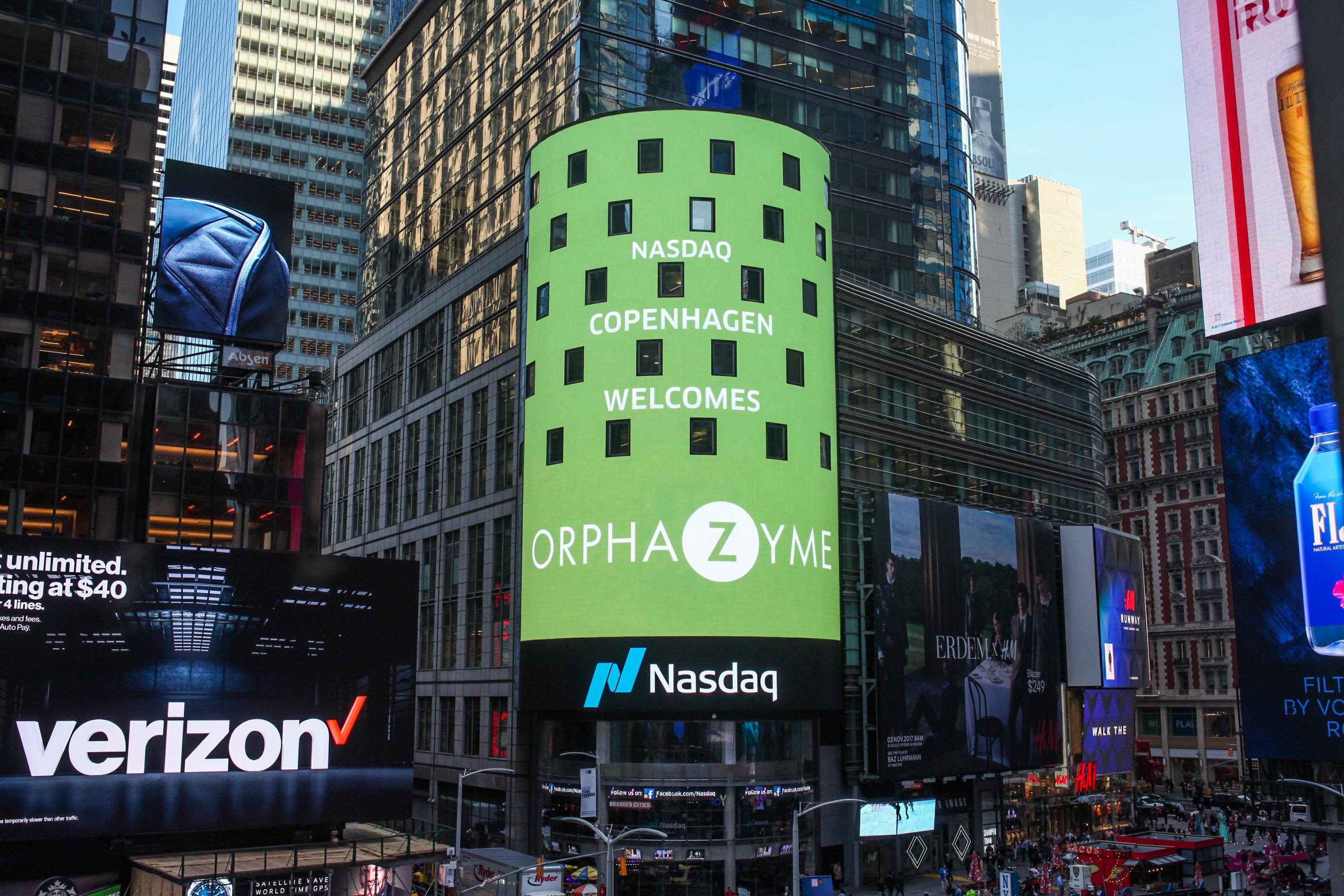 Nasdaq copenhagen welcomes orphazyme to list on the main market 110217orphazyme tower pictureg buycottarizona